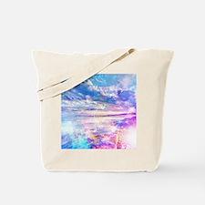 Dancing Sea Tote Bag