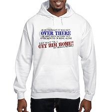 Get him home: Airman Hoodie