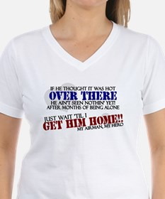 Get him home: Airman Shirt