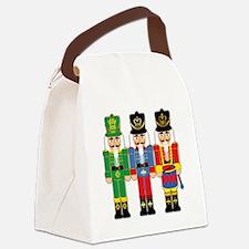Cute Nutcracker Canvas Lunch Bag