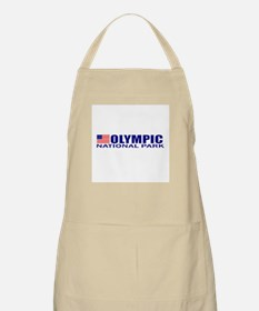 Olympic National Park BBQ Apron