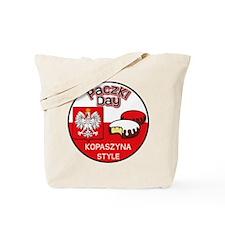Kopaszyna Tote Bag