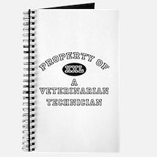 Property of a Veterinarian Technician Journal
