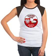 Kolodyn Women's Cap Sleeve T-Shirt