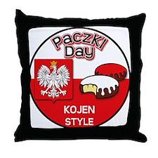 Kojen Throw Pillow