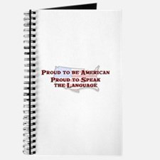 Proud American..Speak Journal