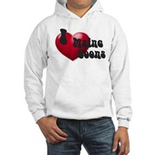 'I Love Maine Coons' Hoodie