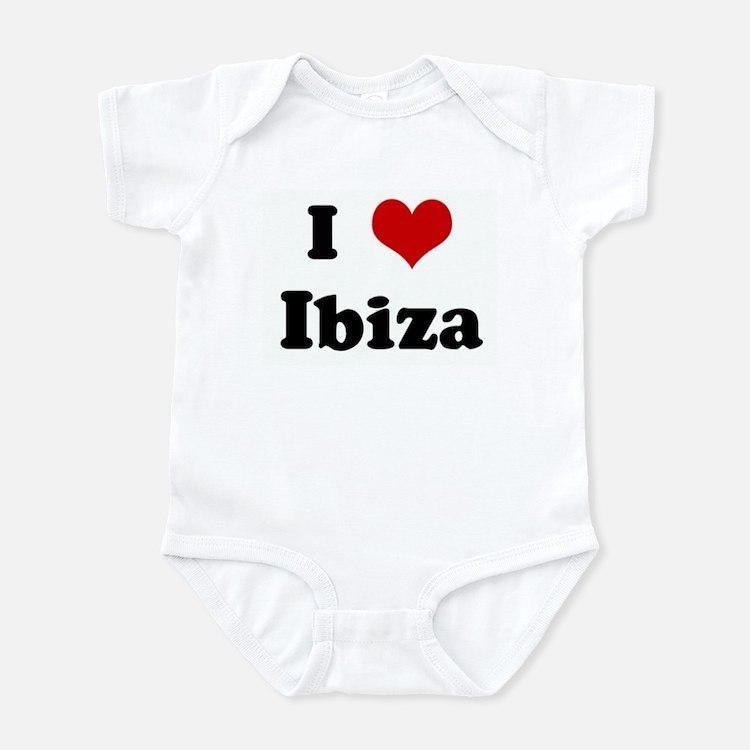 I Love Ibiza Onesie