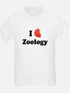 I (Heart) Zoology T-Shirt