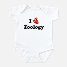 I (Heart) Zoology Infant Bodysuit