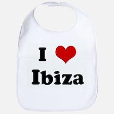 I Love Ibiza Bib