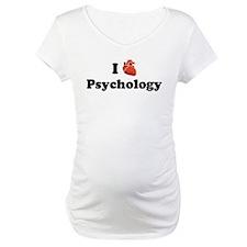 I (Heart) Psychology Shirt
