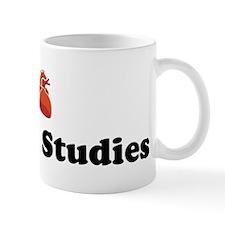 I (Heart) Museum Studies Mug
