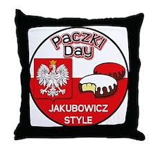 Jakubowicz Throw Pillow