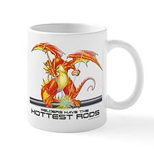 Welding Dragon Mug