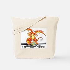 Welding Dragon Tote Bag