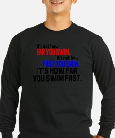 Cool Swimming T