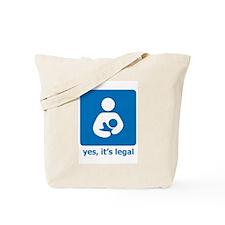 bflogo Tote Bag