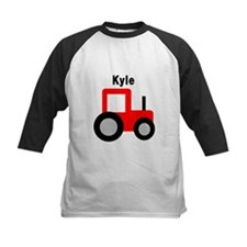 Kyle - Red Tractor Tee