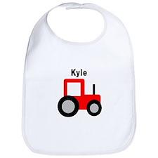 Kyle - Red Tractor Bib