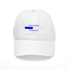 BRAIN LOADING... Baseball Cap