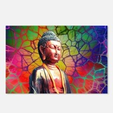 Cute Buddhism symbol Postcards (Package of 8)
