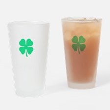 Funny Bozo Drinking Glass