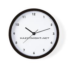 HAZZY's Wall Clock