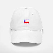 Santiago, Chile Baseball Baseball Cap
