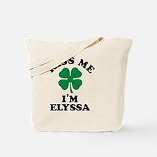 Funny Elyssa Tote Bag