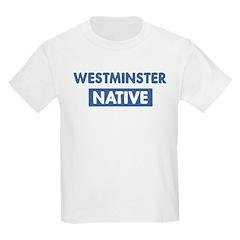 WESTMINSTER native T-Shirt