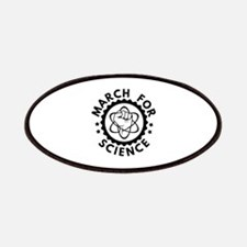 March For Science Patches