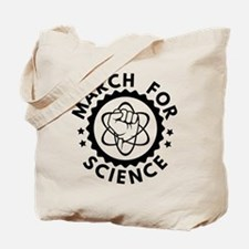 March For Science Tote Bag
