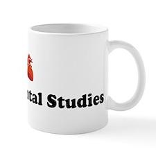 I (Heart) Environmental Studi Mug