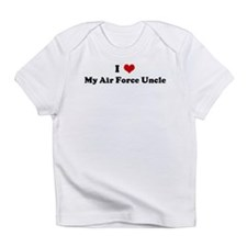 Cute My aunt is in the air force Infant T-Shirt
