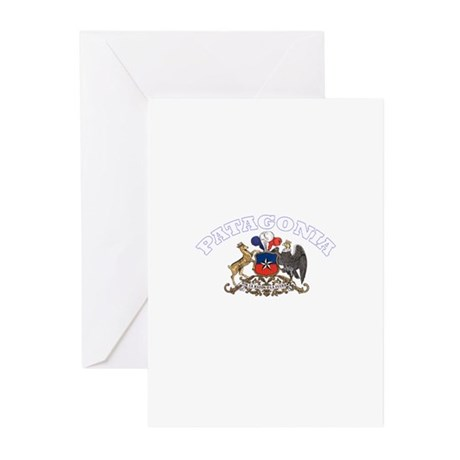 Patagonia, Chile Greeting Cards (Pk of 10)