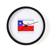 Patagonia, Chile Wall Clock