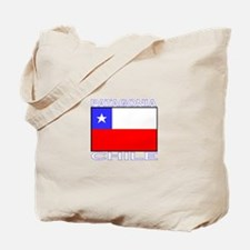 Patagonia, Chile Tote Bag