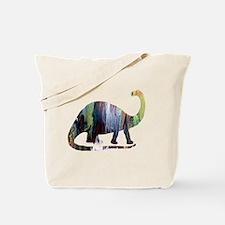 Unique Brontosaurus Tote Bag