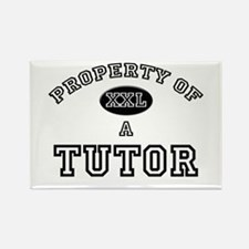 Property of a Tutor Rectangle Magnet