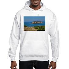 ISLAND IN THE SEA Hoodie