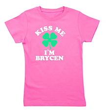Cute Brycen Girl's Tee