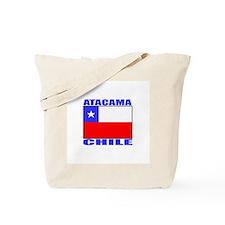 Atacama, Chile Tote Bag