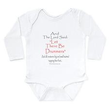 Unique Cool funny Long Sleeve Infant Bodysuit