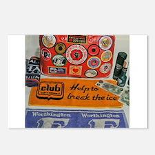 NORTHERN SOUL BAG Postcards (Package of 8)