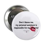 Don't Blame Me! Button