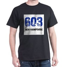 Unique Area codes T-Shirt