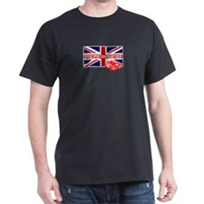 Union Jack Italian Job T-Shirt