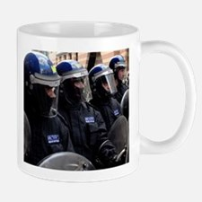 RIOT POLICE 1 Mugs