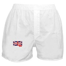 Union Jack Italian Job Boxer Shorts